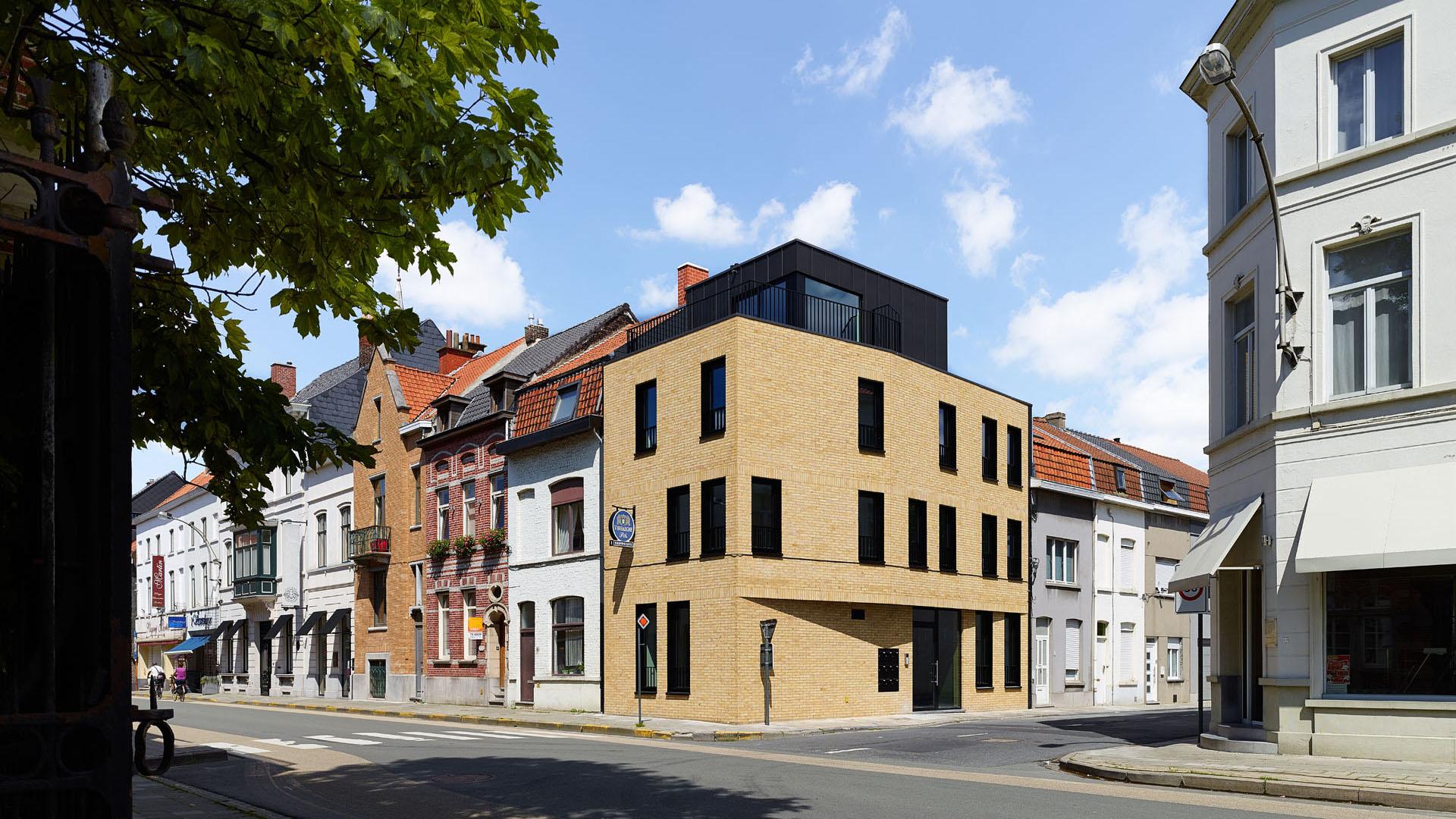 Studentenkamers Equinox Kortrijk AVDK Kortrijk