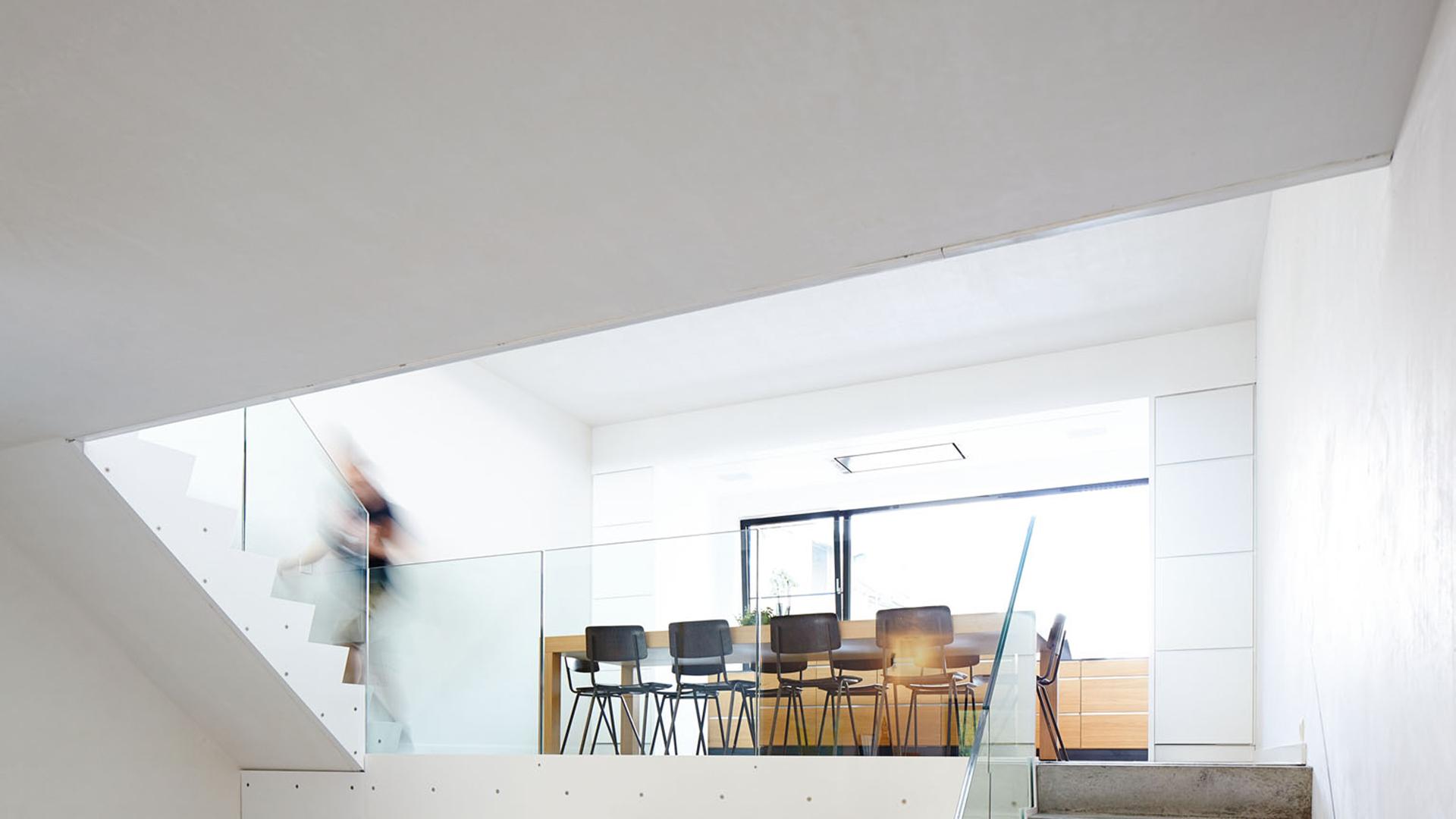 Nieuwbouwwoning Pluimstraat Kortrijk AVDK Architecten