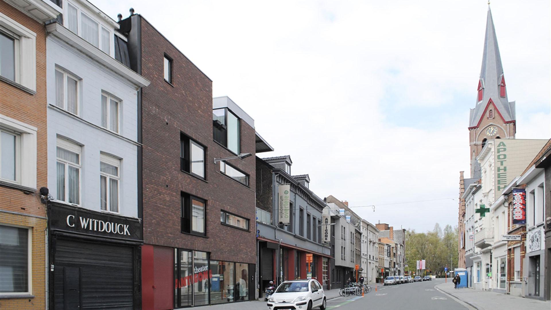Appartementen OCMW Kortrijk
