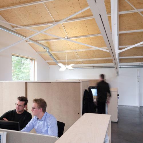 Kantoren Architectenbureau AVDK Architecten in Kortrijk
