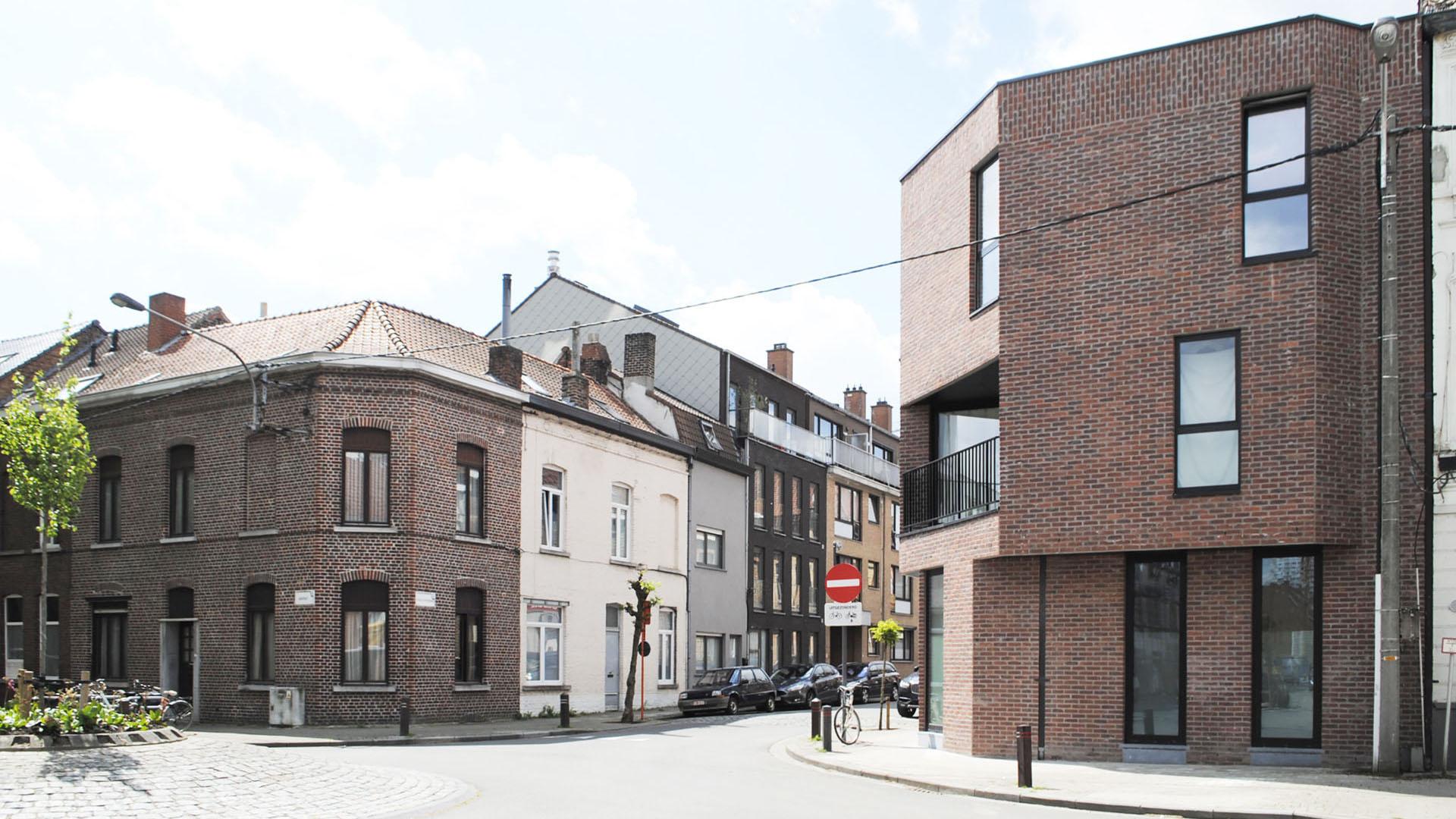 Meergezinnenwoning Gasstraat Kortrijk