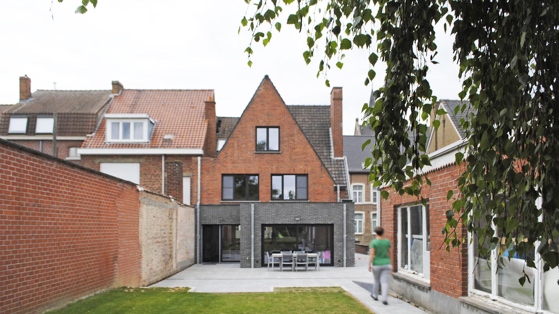 Rennovatie & aanbouw woning AVDK Architecten