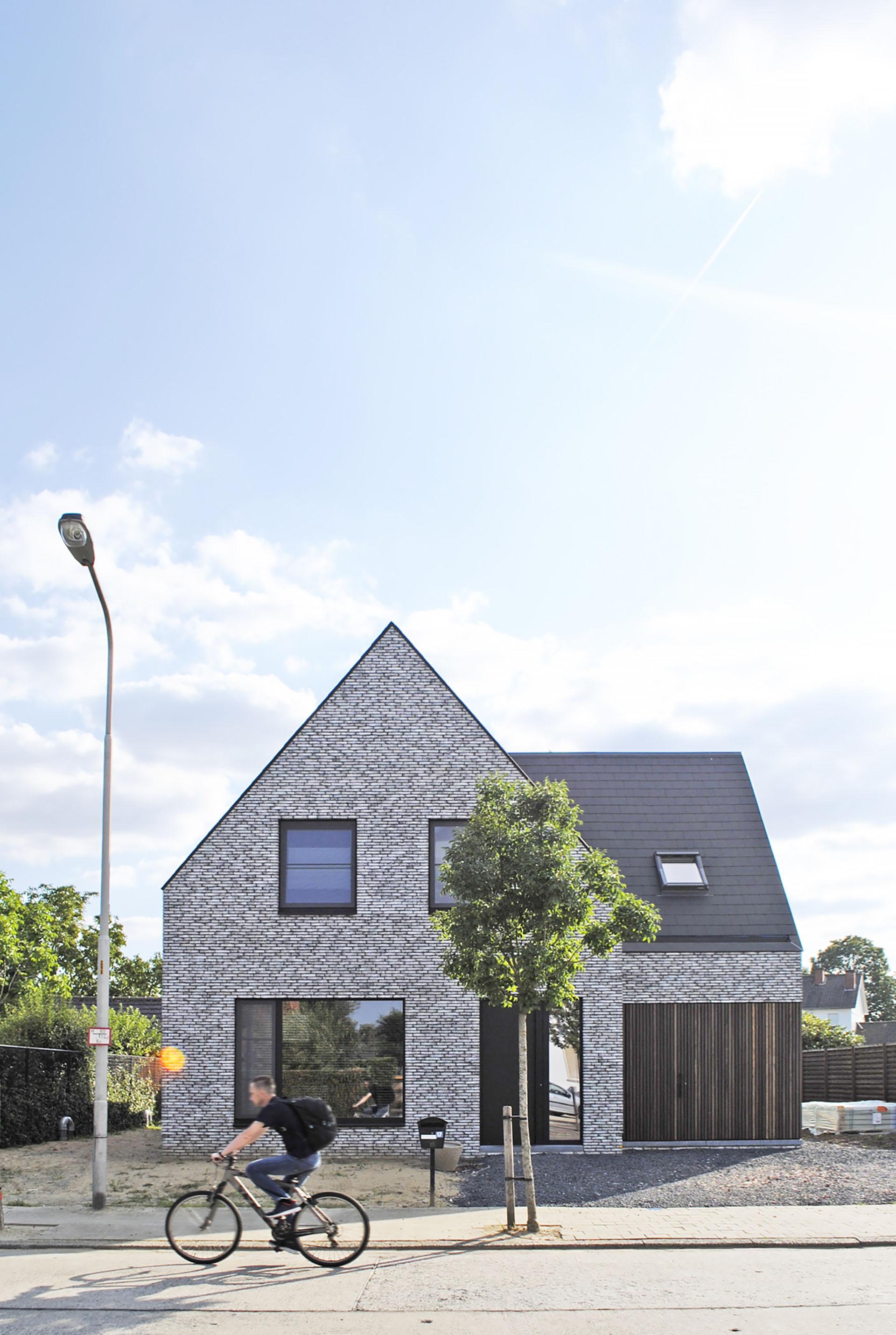 Nieuwbouwwoning in Waregem