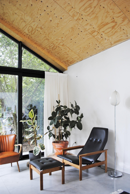 Renovatie en aanbouw woning Gent