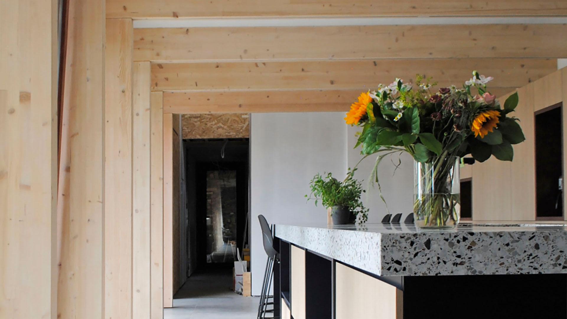 Aanbouw woning Wevelgem AVDK Kortrijk