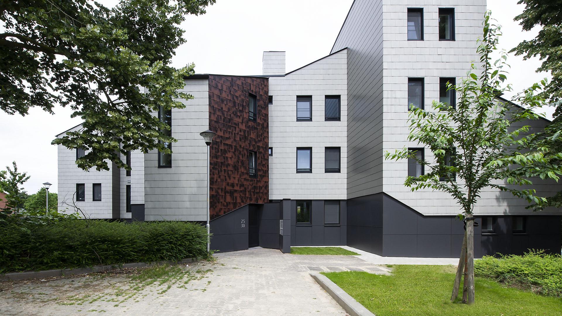 Wallaysplein Wevelgem AVDK Architecten