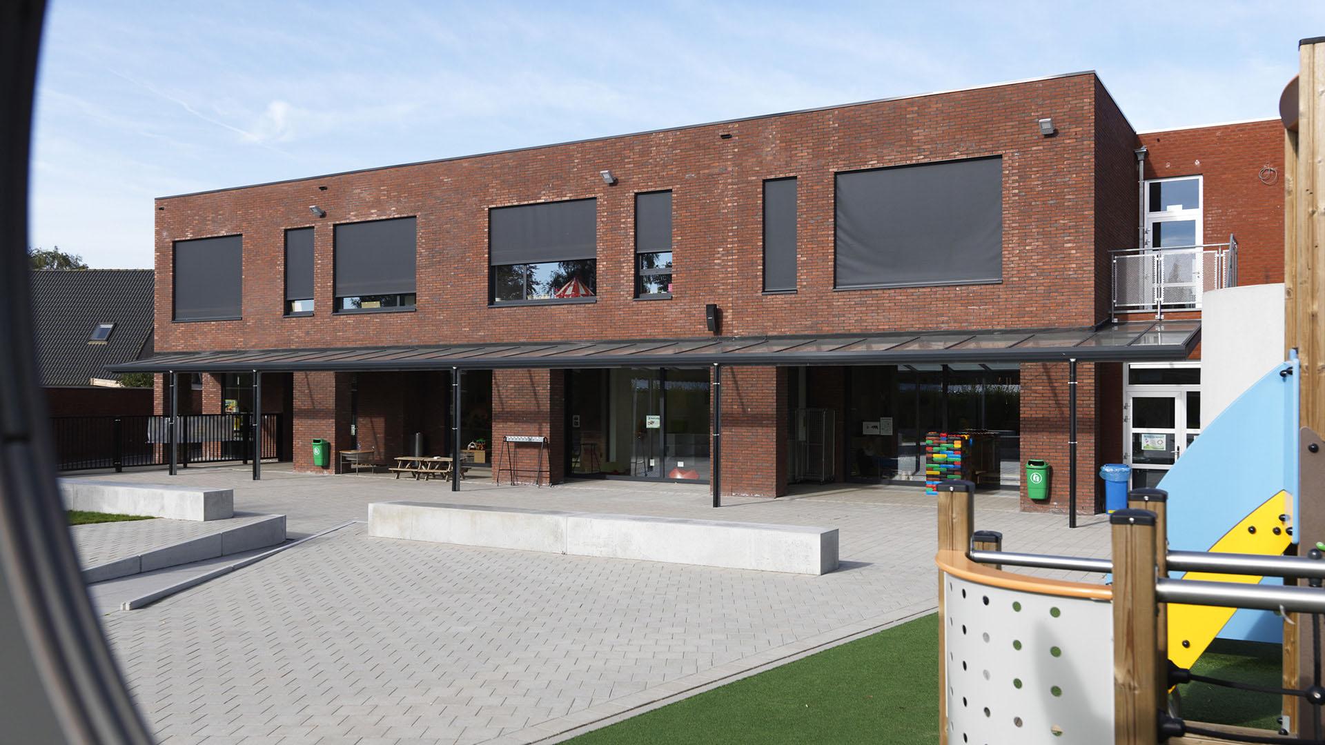 School SVM Sint-Jan Wingene AVDK Architecten