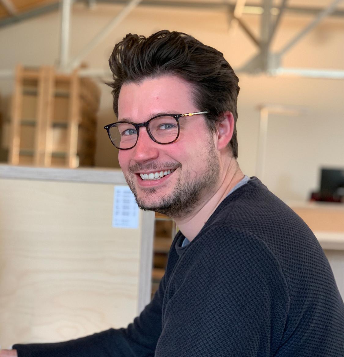 Timothy Schiettecatte AVDK Architecten