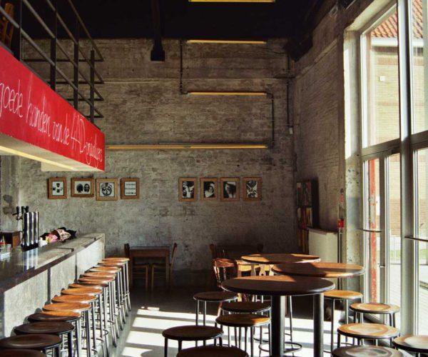 Café 4AD Diksmuide AVDK Architecten