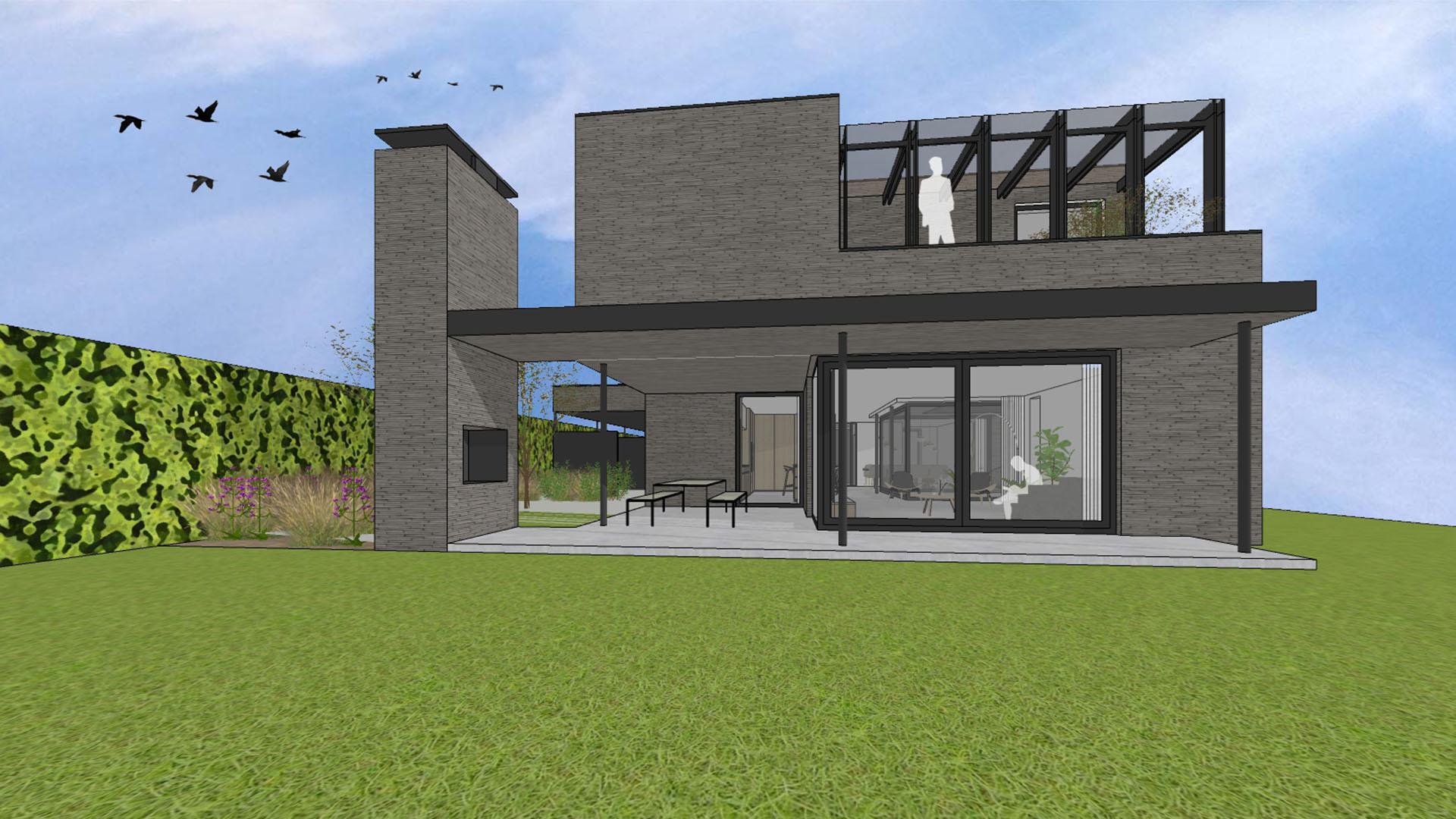 Nieuwbouwwoning Heule