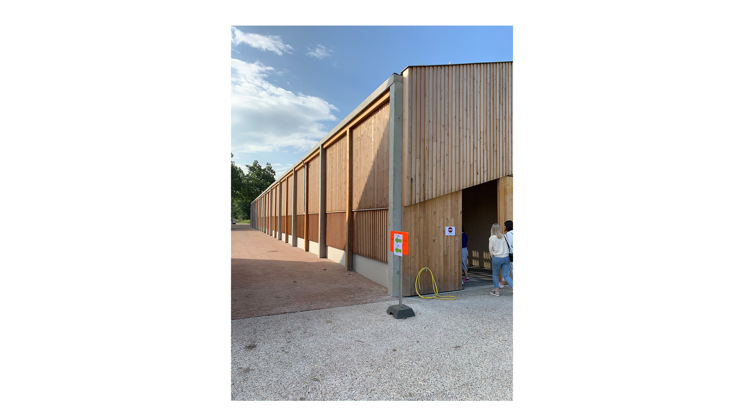 EAT Brugge - AVDK Architecten