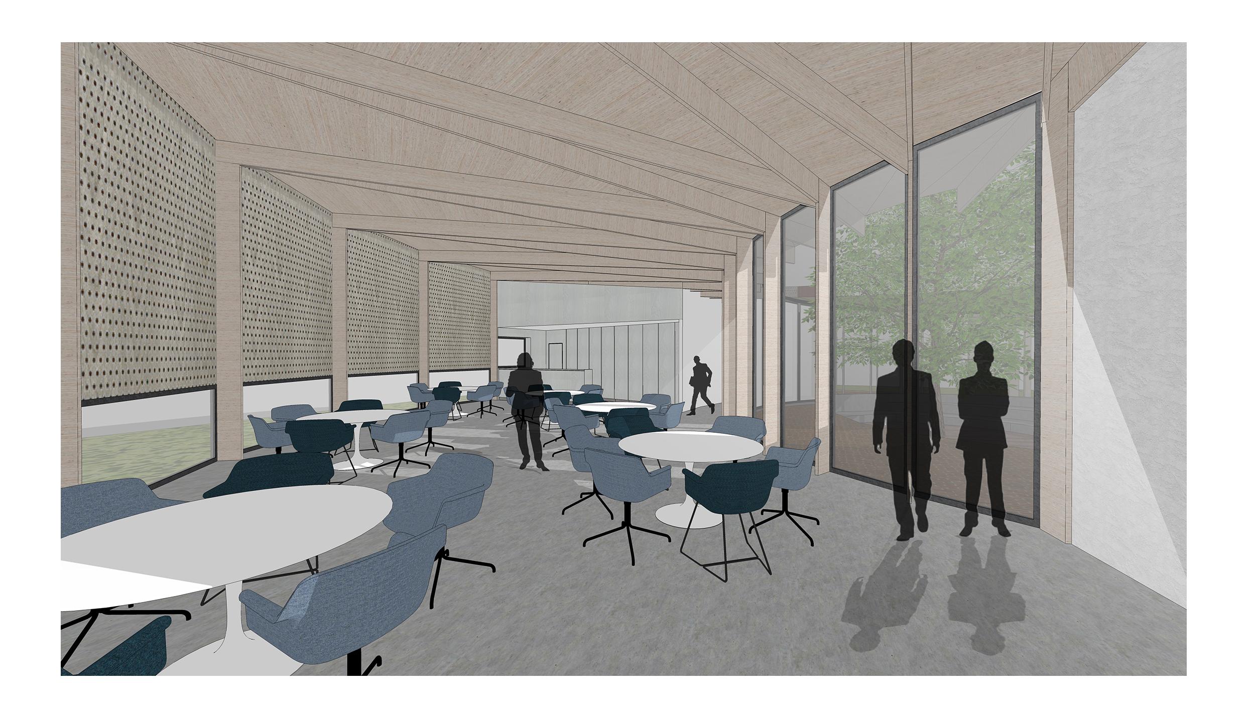 TVH Inkompaviljoen - AVDK Architecten