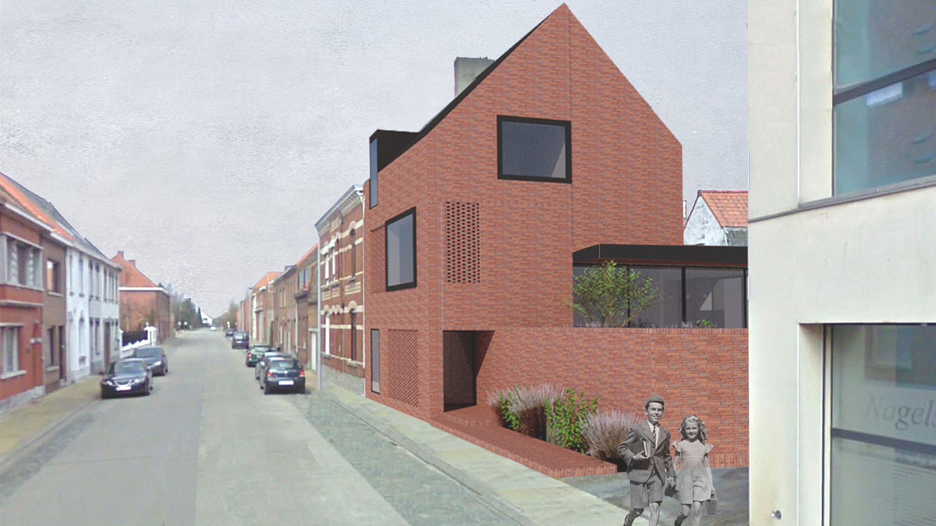 Nieuwbouwwoning Wervik