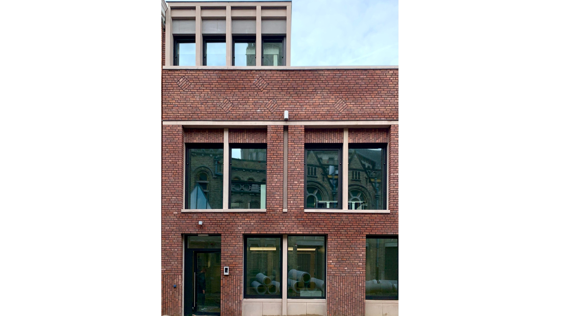 CM Ieper renovatie - AVDK Architecten